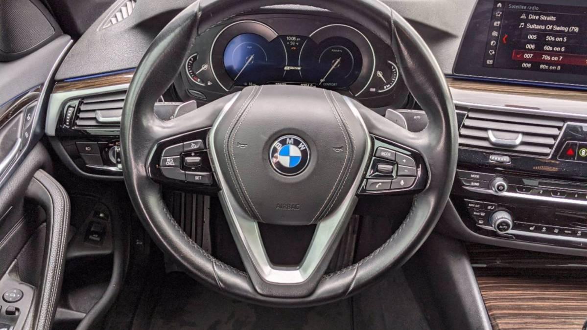 2018 BMW 5 Series WBAJA9C51JB252419