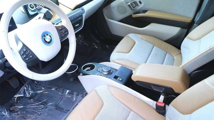 2017 BMW i3 WBY1Z6C37HV548609