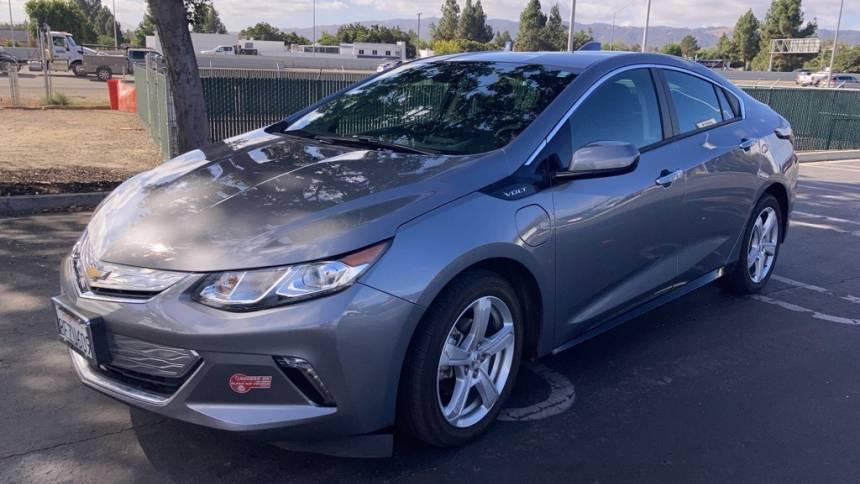 2018 Chevrolet VOLT 1G1RC6S50JU159064