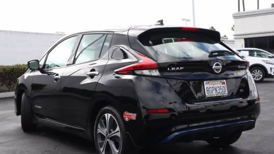 2019 Nissan LEAF 1N4AZ1CP2KC300350