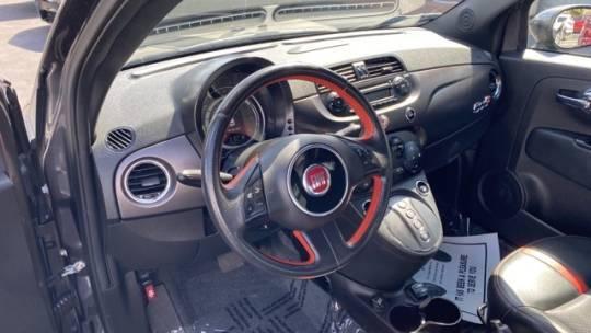 2015 Fiat 500e 3C3CFFGE2FT507319