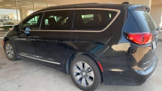 2020 Chrysler Pacifica Hybrid 2C4RC1N7XLR235056