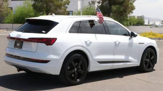 2019 Audi e-tron WA1LAAGE0KB021756