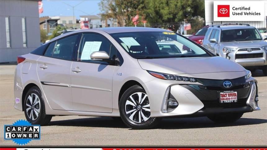 2019 Toyota Prius Prime JTDKARFP1K3106330