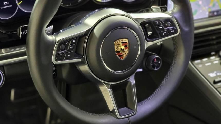 2020 Porsche Panamera WP0CE2A70LL186244