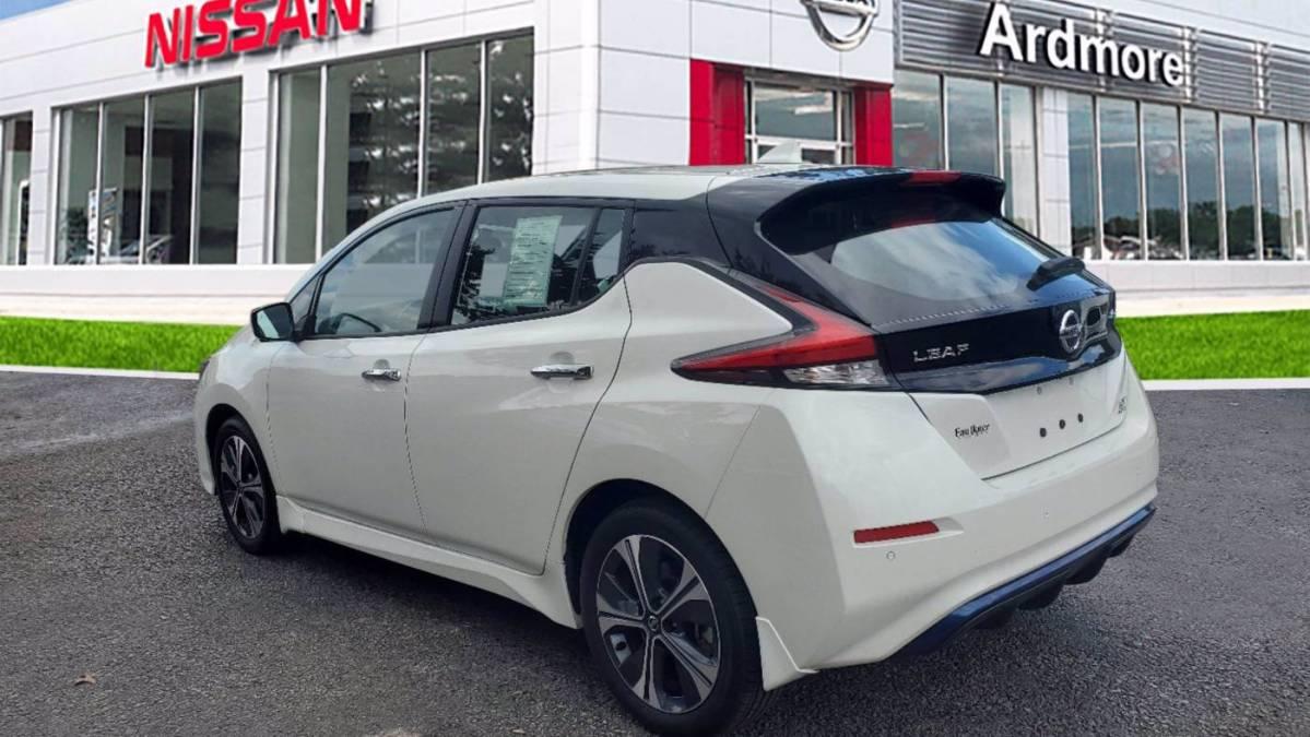 2020 Nissan LEAF 1N4BZ1CP3LC310455
