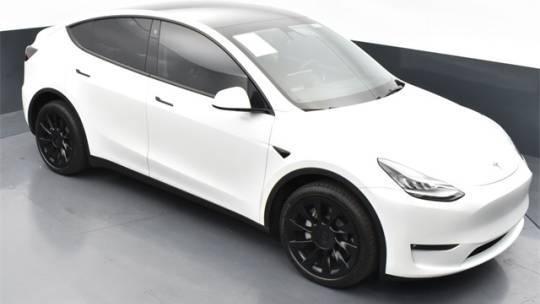 2021 Tesla Model Y 5YJYGDEE9MF112216