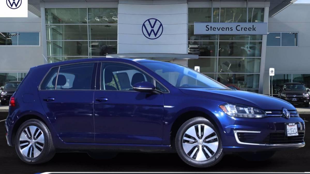 2019 Volkswagen e-Golf WVWKR7AU2KW907924