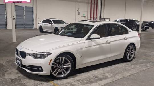 2018 BMW 3 Series WBA8E1C56JA178411
