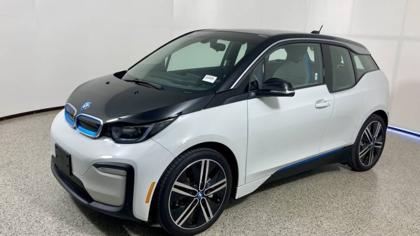 2020 BMW i3 WBY8P2C04L7G42692