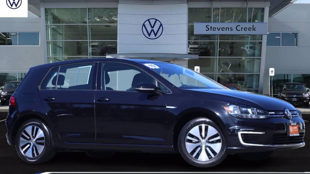 2019 Volkswagen e-Golf WVWKR7AU8KW908642
