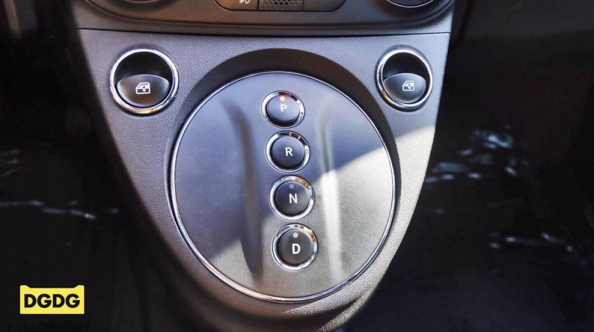 2018 Fiat 500e 3C3CFFGE0JT377498