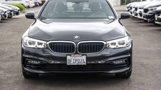 2018 BMW 5 Series WBAJA9C52JB251702