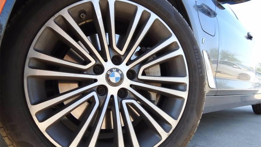 2018 BMW 5 Series WBAJB1C57JB374345