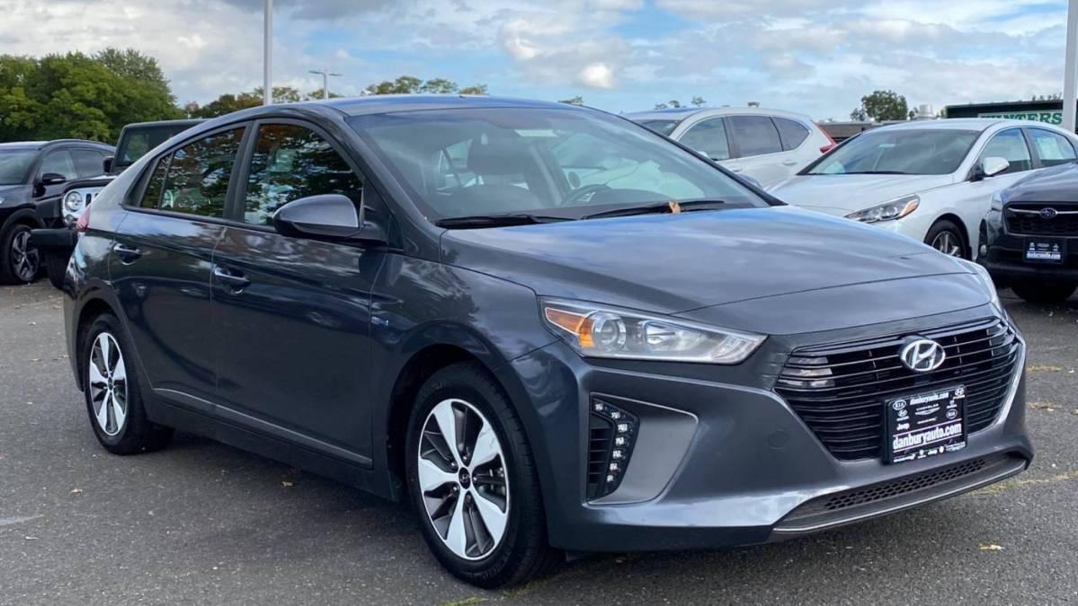 2019 Hyundai IONIQ KMHC65LD1KU145935