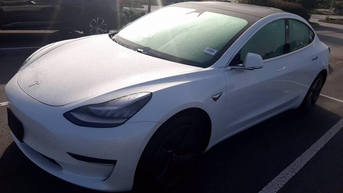 2020 Tesla Model 3 5YJ3E1EB8LF617974