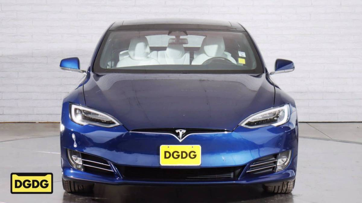 2017 Tesla Model S 5YJSA1E42HF183549