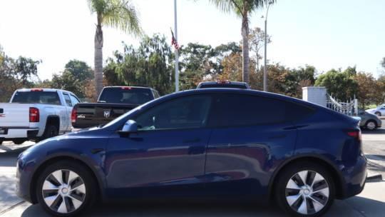 2021 Tesla Model Y 5YJYGAEE9MF134523