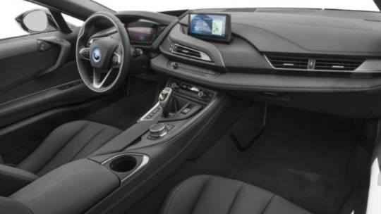 2019 BMW i8 WBY2Z6C51KVG97789