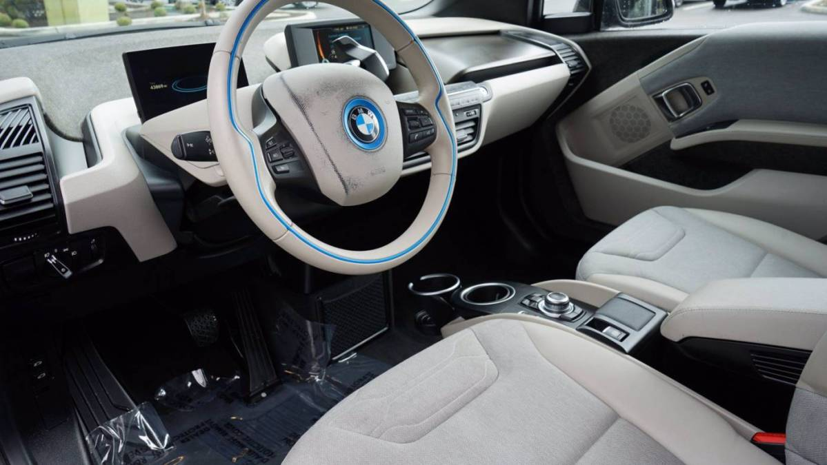 2014 BMW i3 WBY1Z2C58EVX51398