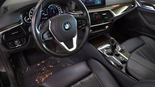 2018 BMW 5 Series WBAJA9C55JB252956