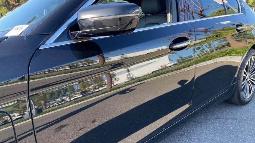 2018 BMW 5 Series WBAJA9C59JB252359